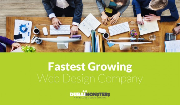 Fastest Growing Web Design Company