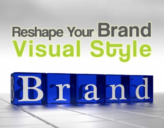 Reshape Your Brand Visual Style