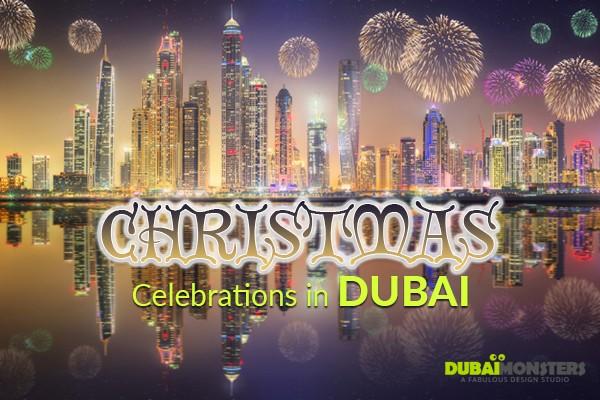 Celebration of Christmas in Dubai