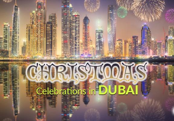 Christmas Celebrations in Dubai
