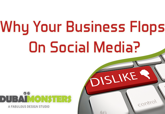 Why your business flops on social media