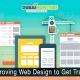 Improving Web Design to Get Traffic