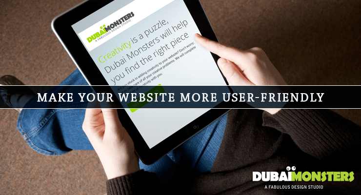Make Your Website More User Friendly