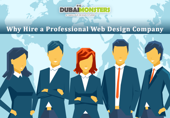 Why Hire a Professional Web Design Company