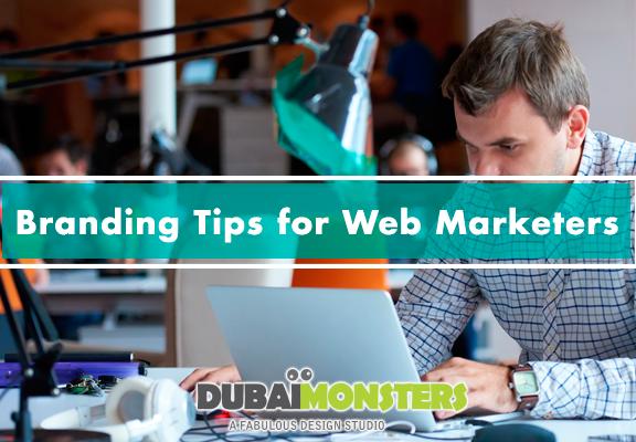 Branding Tips for Web Marketers