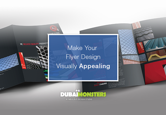 Make Your Flyer Design Visually Appealing