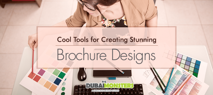 Cool tools for creating stunning brochure designs dubai for Brochure design tools