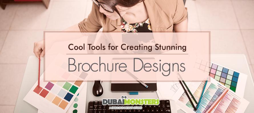 brochure design tools - cool tools for creating stunning brochure designs dubai