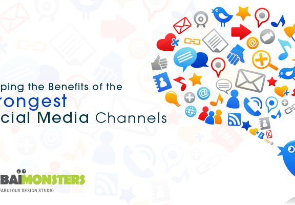 Reaping the Benefits of-the-Strongest-Social-Media-Channels