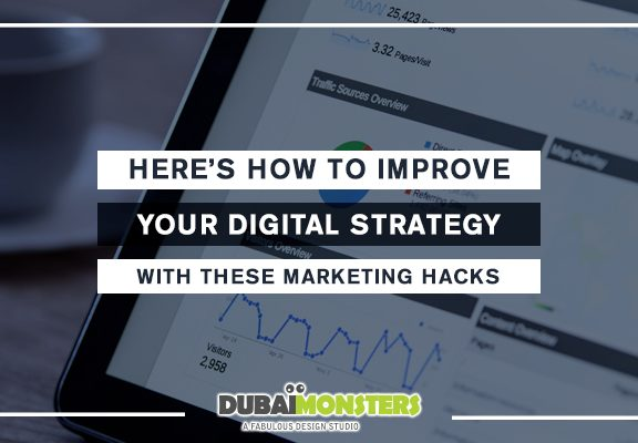 improve your Digital Strateg