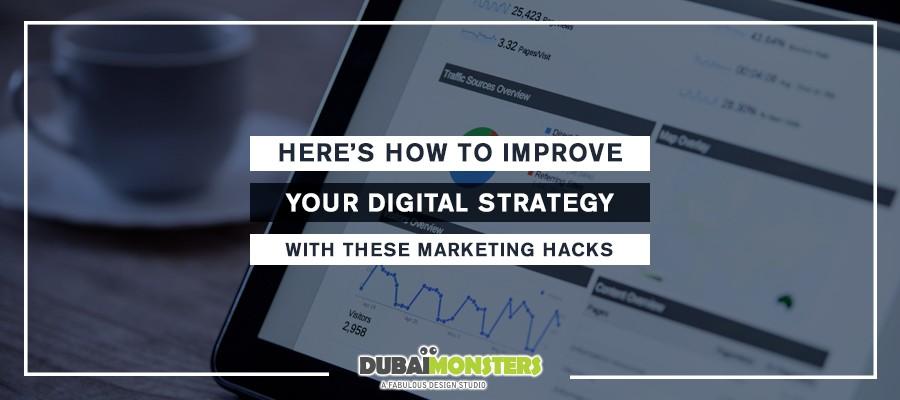 improve your Digital Strateg