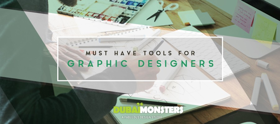 10 Must-Have Tools for Graphic Designers to Ramp Up Your Creativity