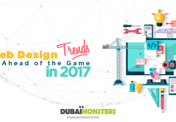 Top Web Design Trends for 2017