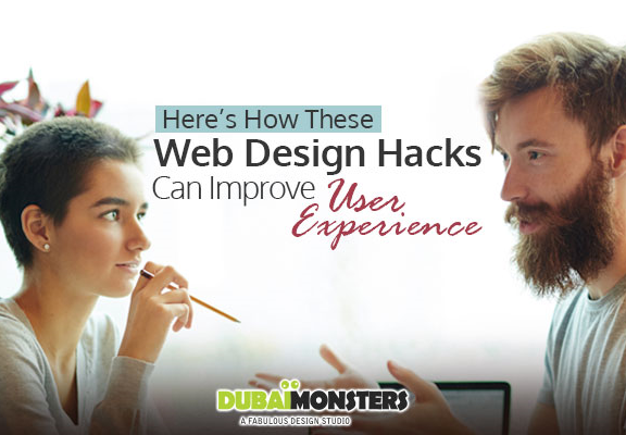 Web Design Hacks to Improve UX