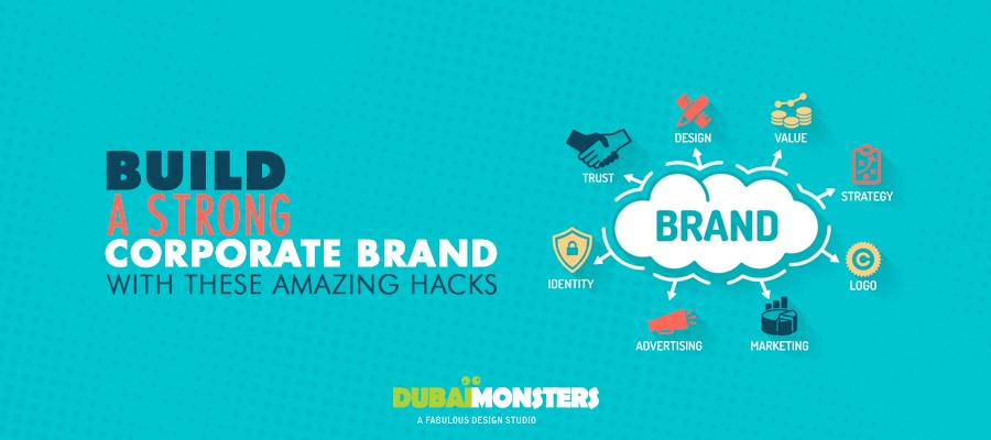 Build a Strong Corporate Brand