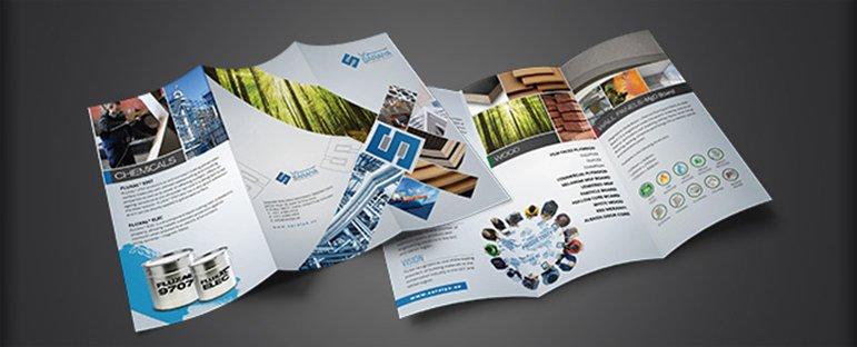 Brochure Design Dubai