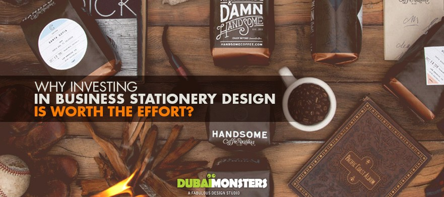 why investing in business stationery design is worth the effort