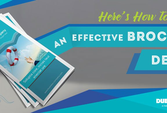 How you can maximize website engagement to improve search for Successful brochure design