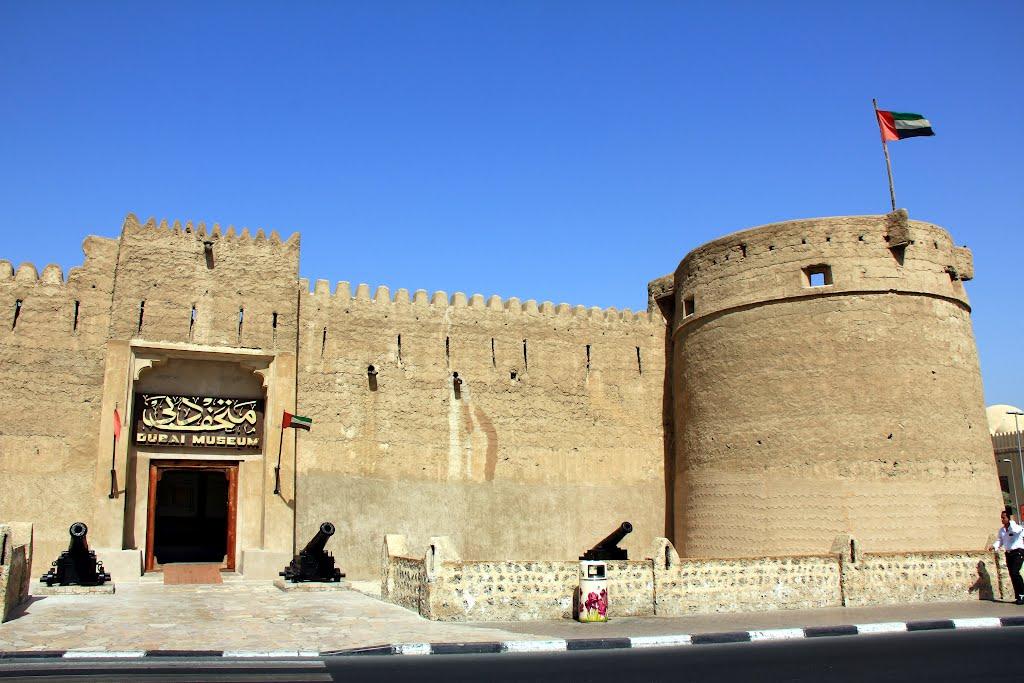 Dubai-Museum-in-Al-Fahidi-Fort-things-to-do-in-dubai