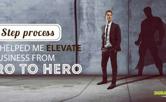 How this 4 Step process helped me to elevate my business