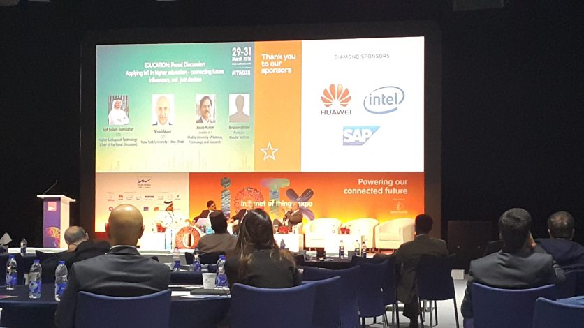 The Internet of Things Expo (ioTX)