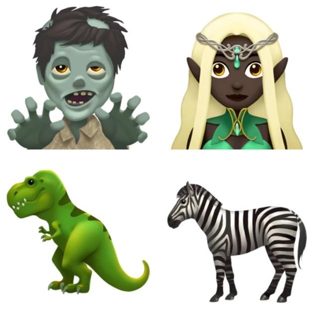 Emojis - Dubai Monsters 1