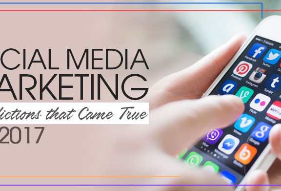 Social Media Marketing Predictions- Dubaimonsters