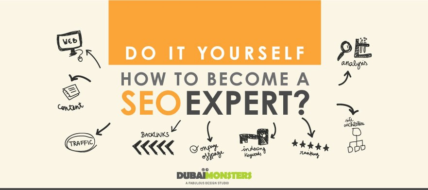 Do it yourself diy how to become a seo expert infographics do it yourself diy how to become a seo expert infographics solutioingenieria Images