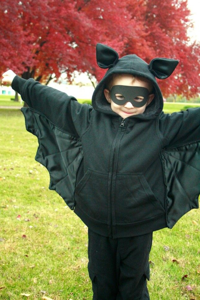 Bat Costumes and Masks- costumes ideas for halloween