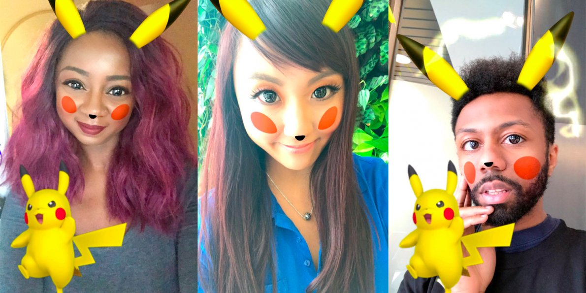 Snapchat Filters and Lens - Halloween Costume Ideas - DubaiMonsters