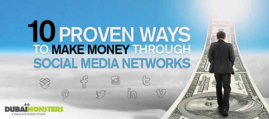 10-Proven-Ways-to-Make-Money-through-Social-Media-Networks