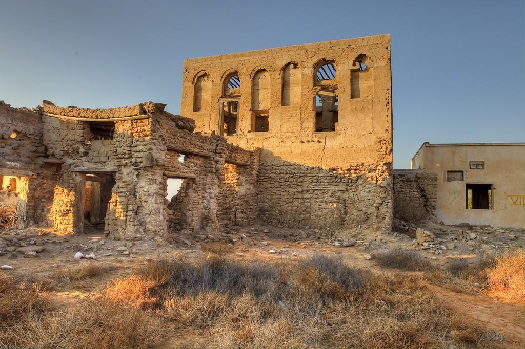 village Jazirat Al Hamra