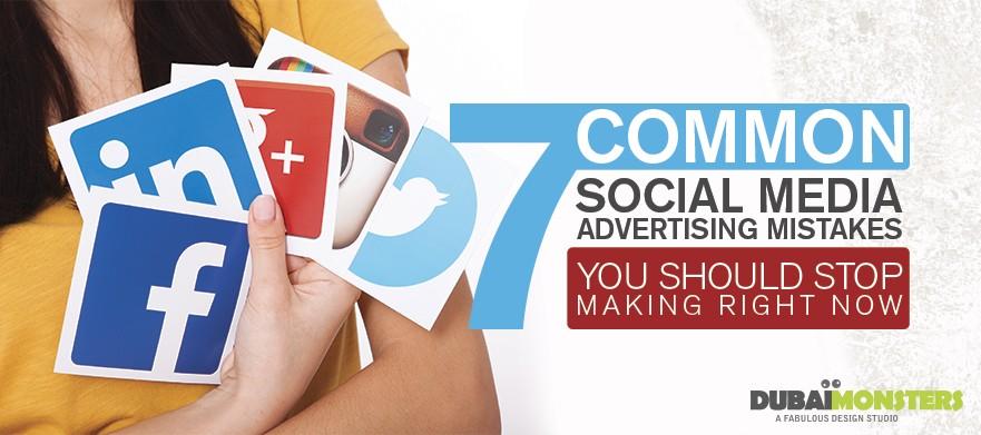 7 common social media mistakes