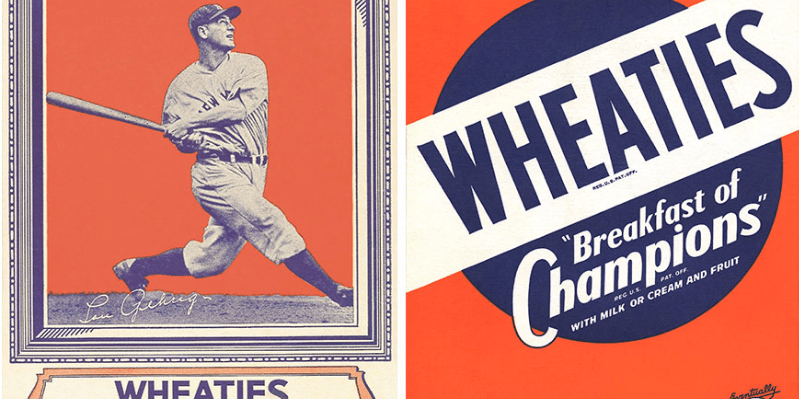 Wheaties - How to create Slogans