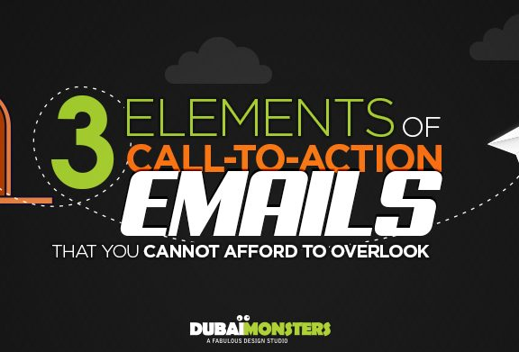 elements of Call-to-action emails