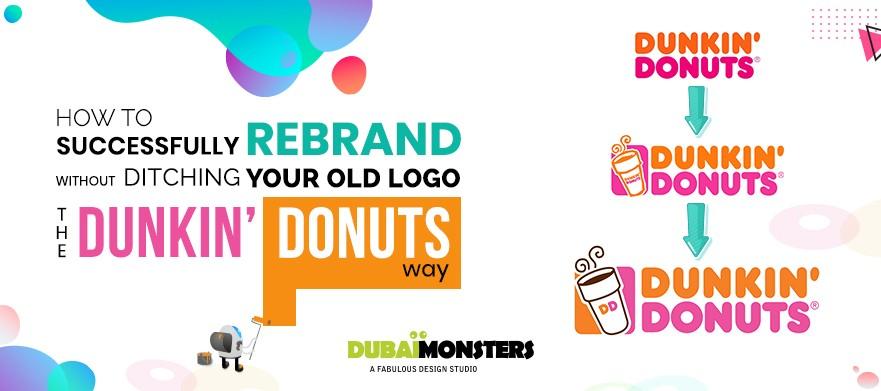 brand redesign header