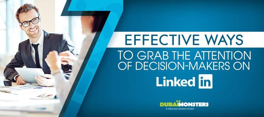 Decision-Makers On LinkedIn