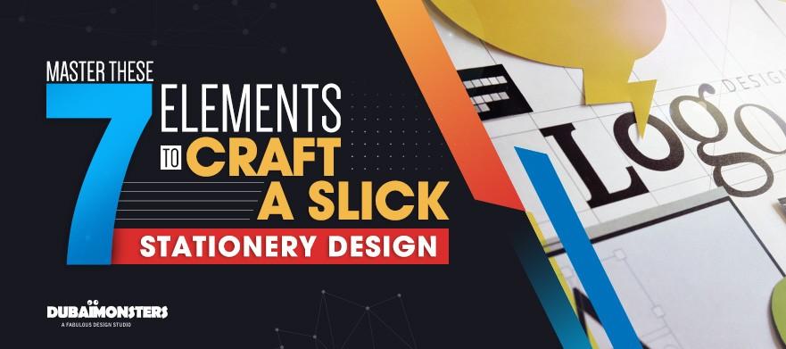 Slick Stationery Design