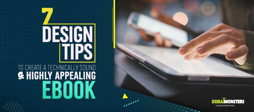 design of an eBook