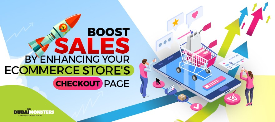 Boost Sales by Enhancing Your eCommerce Store's Checkout Page