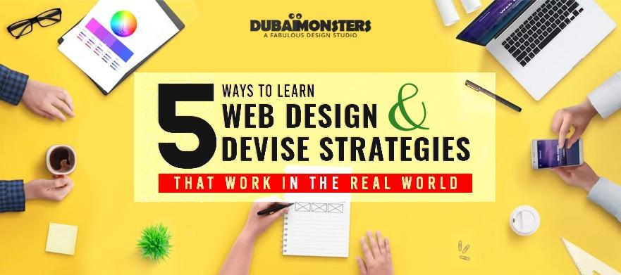 learn web design