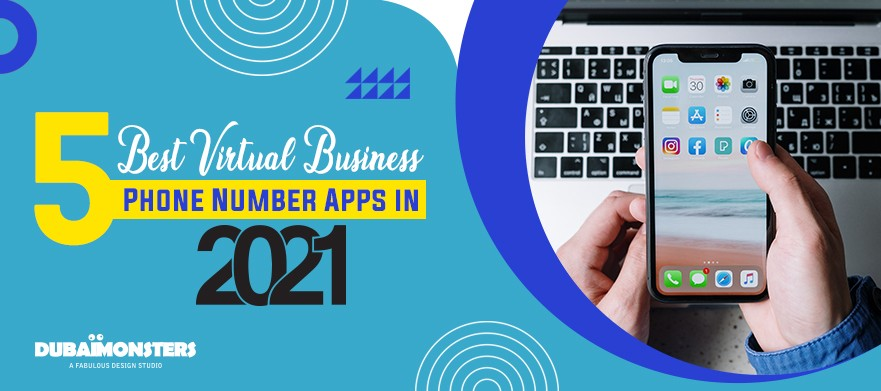 virtual business phone number apps